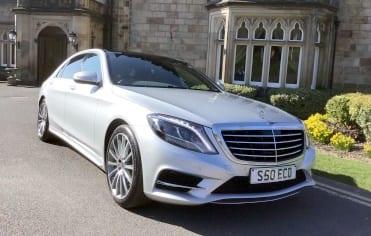 Our Fleet Mercedes Benz S Class Derby Chauffeur Driven Service